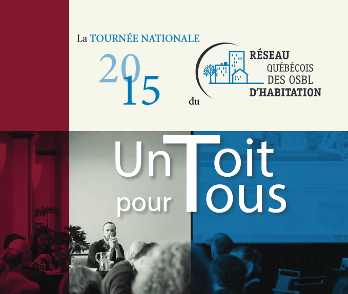 Tournée nationale 2015 du RQOH
