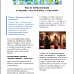 Brochure promotionnelle du colloque 2016