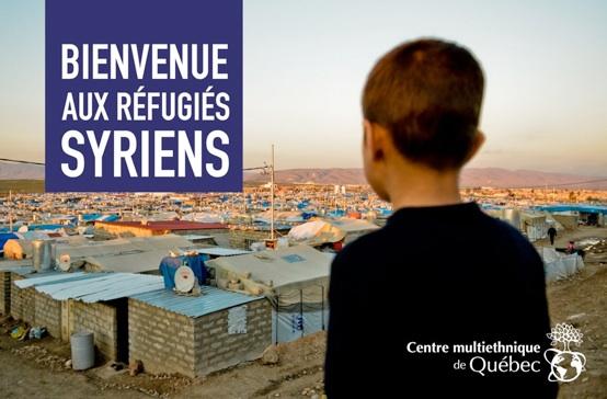 « Dans la peau d'un réfugié » : le Centre multiethnique de Québec ouvre ses portes