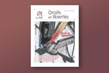 Une publication pour alimenter le débat sur le droit au logement