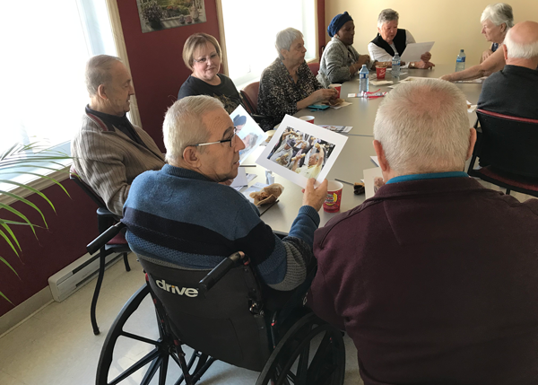 «Ensemble pour la sécurité des aînés vivant en OSBL d'habitation» en tournée en Montérégie!